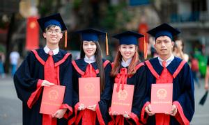 Xưởng may áo cử nhân, áo tốt nghiệp rẻ