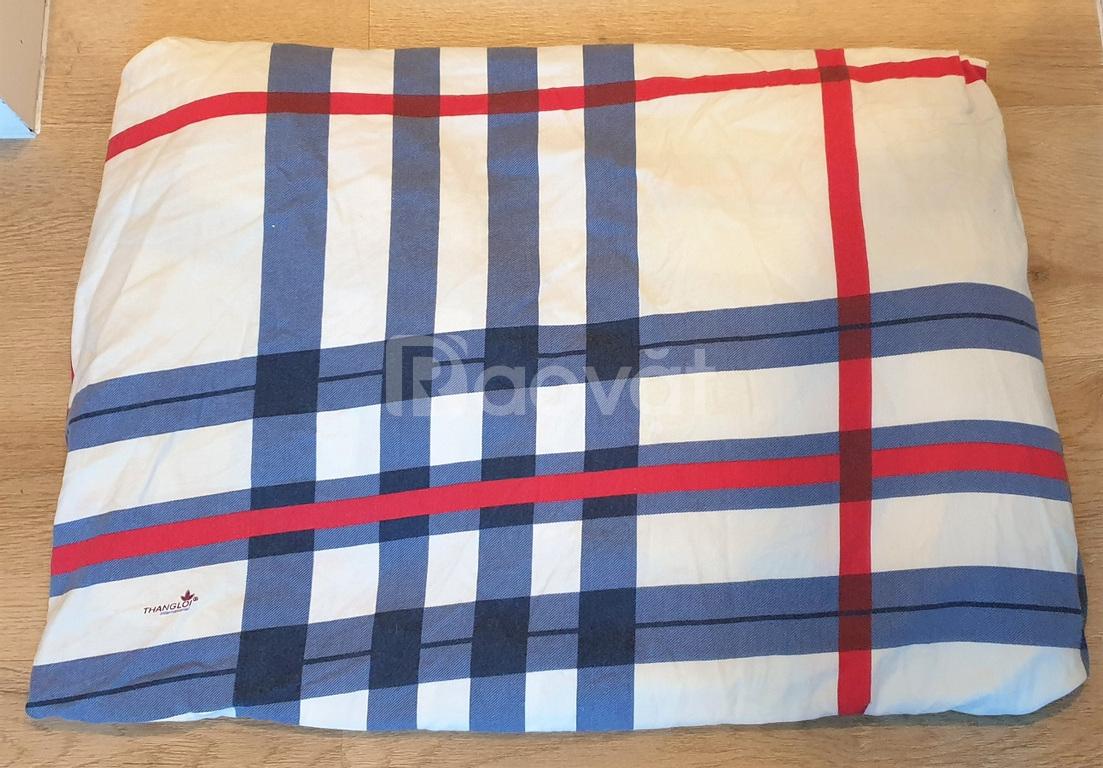 Ga/ drap giường lẻ, 100% cotton, mới, đẹp, có 2 size