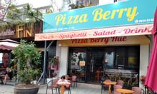Giá ăn trưa ăn tối cho công ty lữ hành tại nhà hàng Pizza Berry Huế