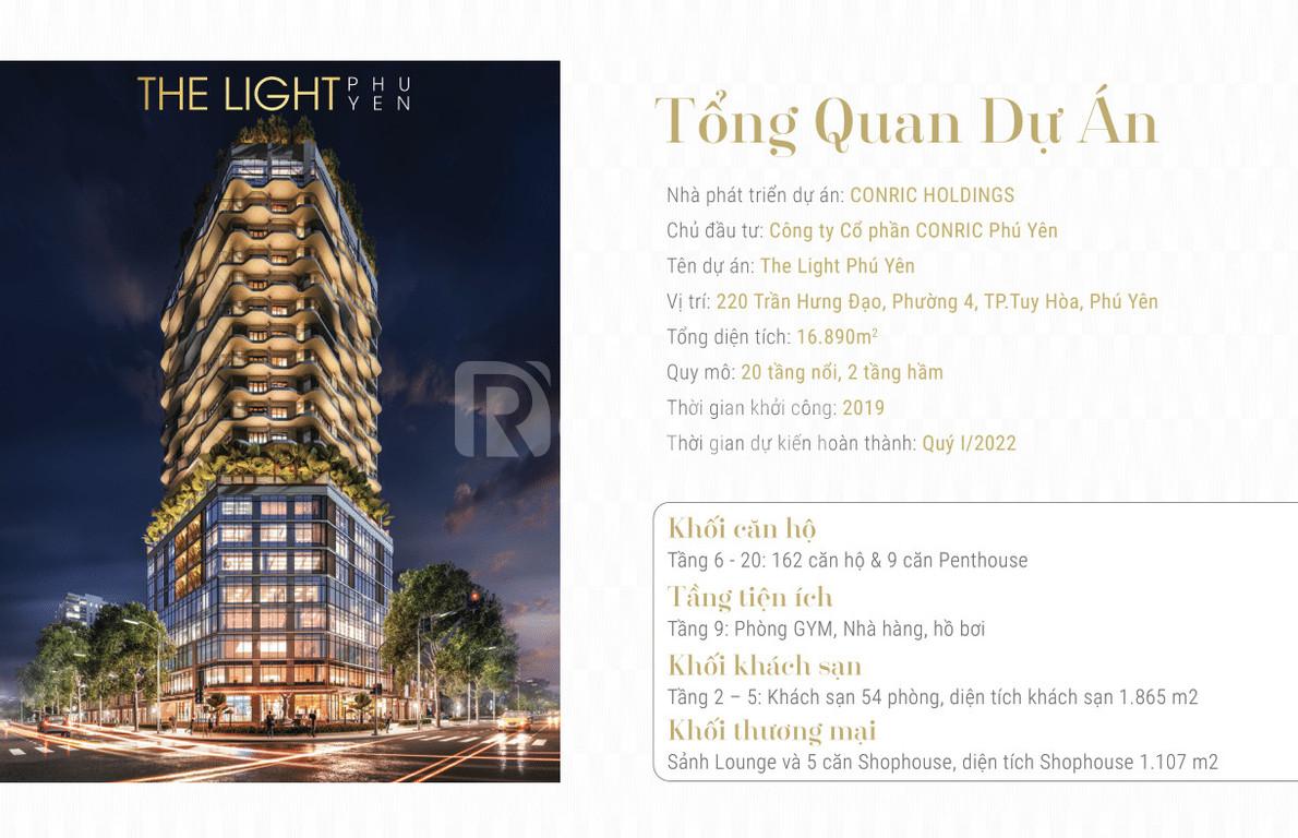 Căn hộ The Light Phú Yên giá đầu tư cực tốt
