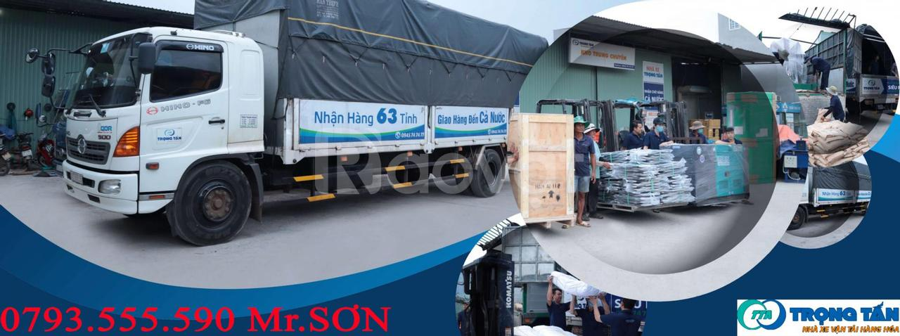 Vận chuyển đường bộ nội địa Nam Trung Bắc Mr Sơn