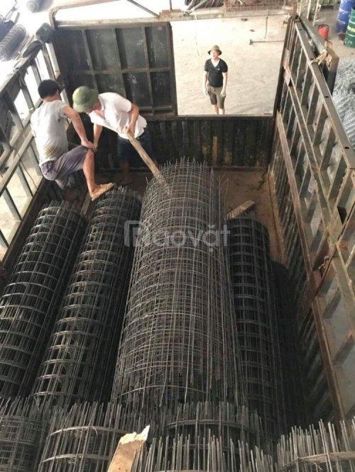 Lưới thép hàn D4, D5 a 100x100, a 150x150, a 200x200