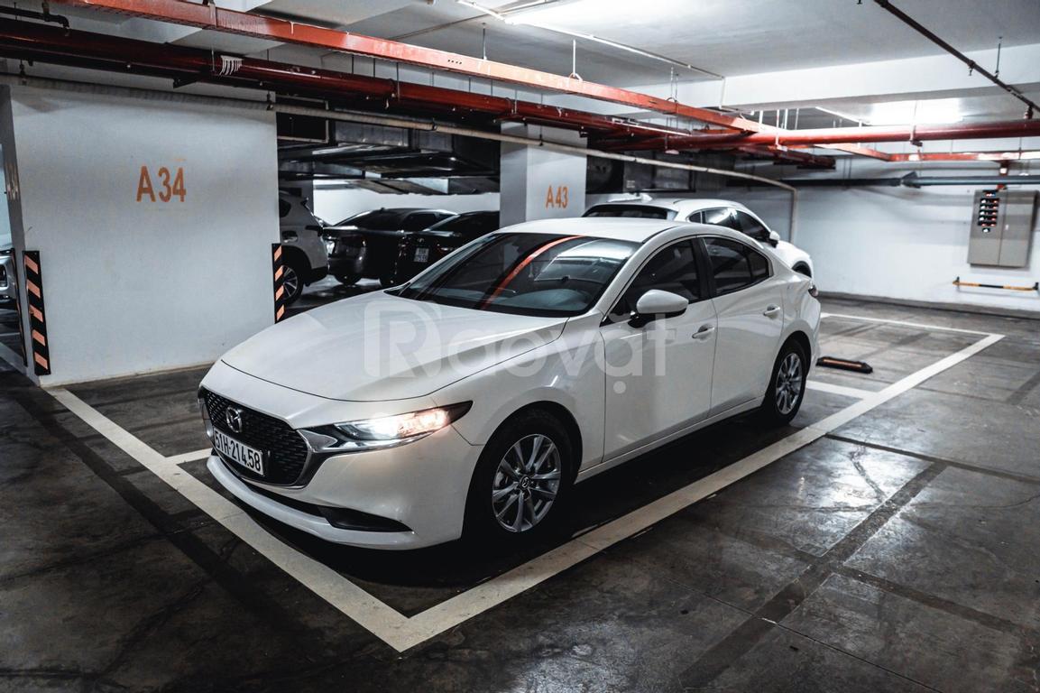 Thuê xe Mazda 3 đời xe 2020 giá tốt