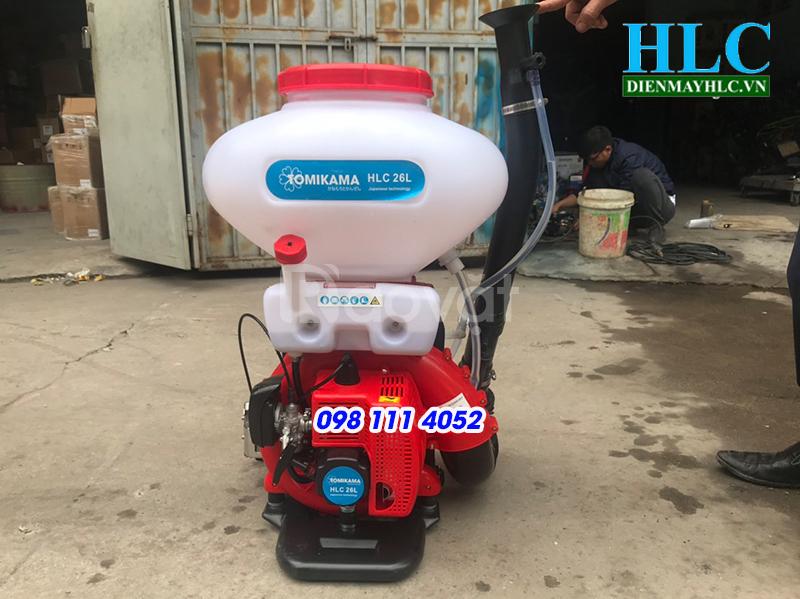 Hoàng Long bán máy phun vôi bột đa năng Tomikama HLC 26L