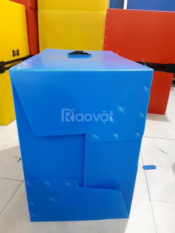 Thùng nhựa carton, thùng nhựa pp danpla, thùng nhựa danpla