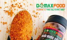 Tìm đại lý, nhà phân phối sản phẩm muối chấm Domaxfood