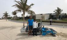 Máy dọn rác bãi biển Baby Tapiro