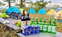Cắm trại trên đảo Phú Quốc