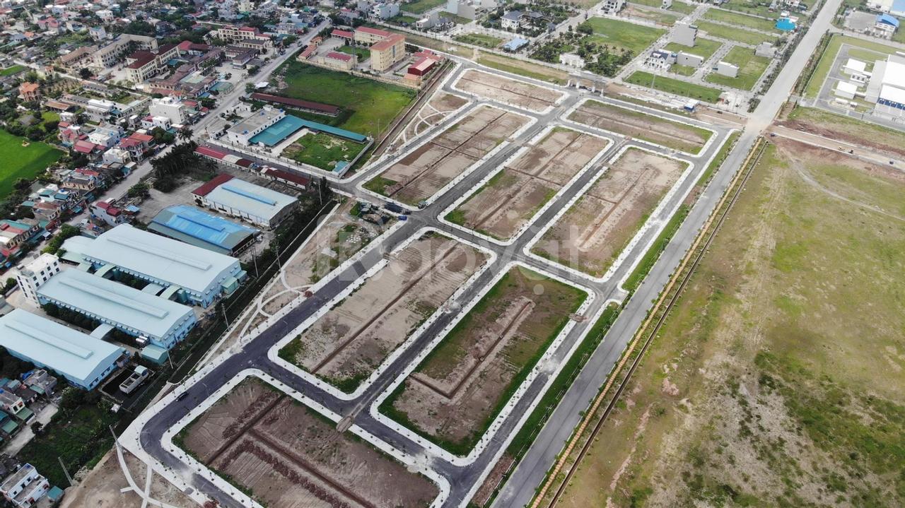 Cơ hội có một không hai, sở hữu đất nền KĐT Trái Diêm 3, Tiền Hải