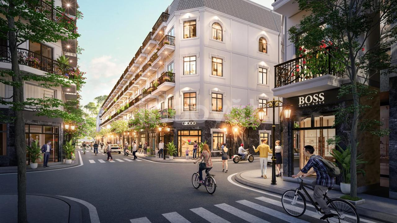 Cần bán nhà phố cao cấp 4 lầu đường Hà Huy Giáp, quận 12