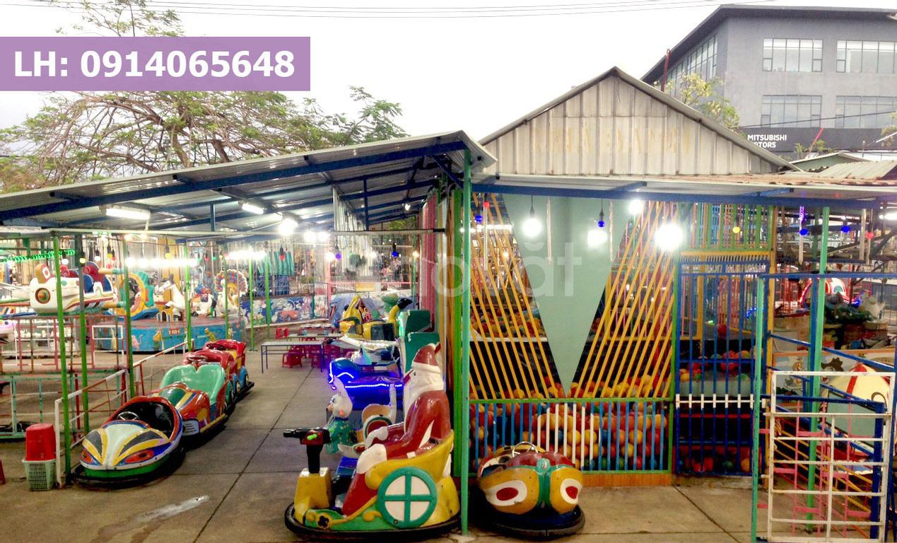 Sang nhượng gấp khu vui chơi trẻ em tại Quảng Nam