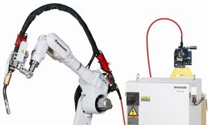 Robot hàn công nghiệp Panasonic