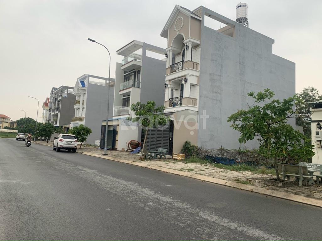 Còn 2 lô 5x21m kề nhau ngay khu đông dân, gần KCN Lê Minh Xuân 3