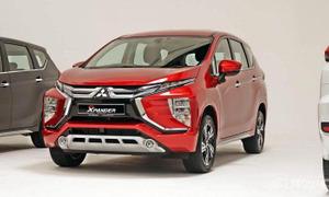 Mitsubishi Xpander AT 2021 giảm ngay 30tr trả 155tr nhận xe ngay