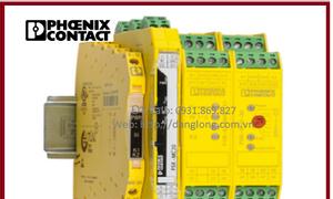 Rờ le an toàn Phoenix Contact