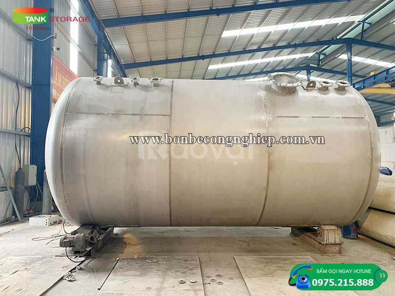 Sản xuất bồn chứa hóa chất 1000 Lít