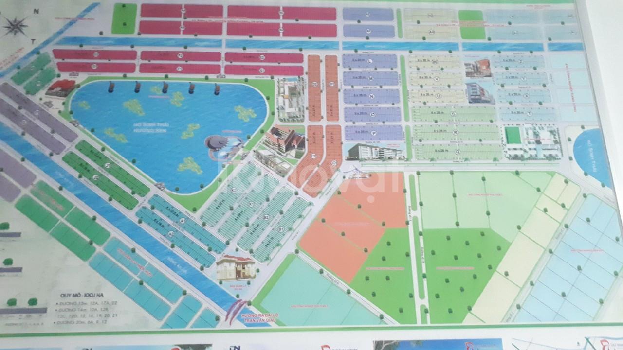 Sản phẩm rẻ trong khu Hương sen Garden chính chủ bán gấp 3 nền