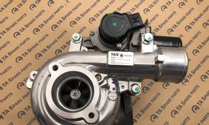 Turbo tăng áp xe ô tô Toyota động cơ 17201-0L040 (CT16V)