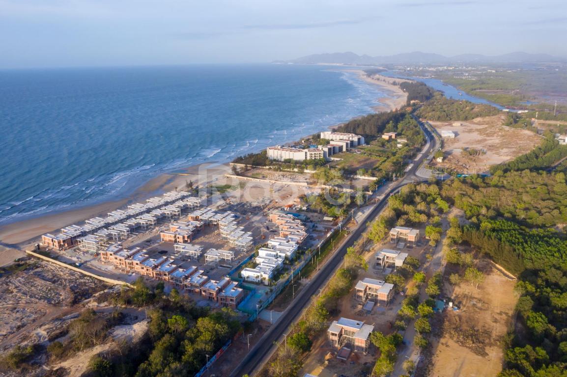 Biệt thự biển 5 sao Hồ Tràm, cam kết lợi nhuận 5% năm