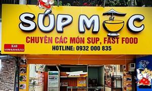 Hệ thống súp mộc tuyển nhân viên bán súp