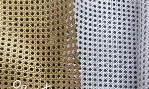 Lưới nhựa đan mắt cáo, lưới mây nhựa