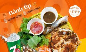 Bánh ép Huế ở Sài Gòn