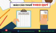 Nhận làm BC thuế, BCTC tại Đà Nẵng