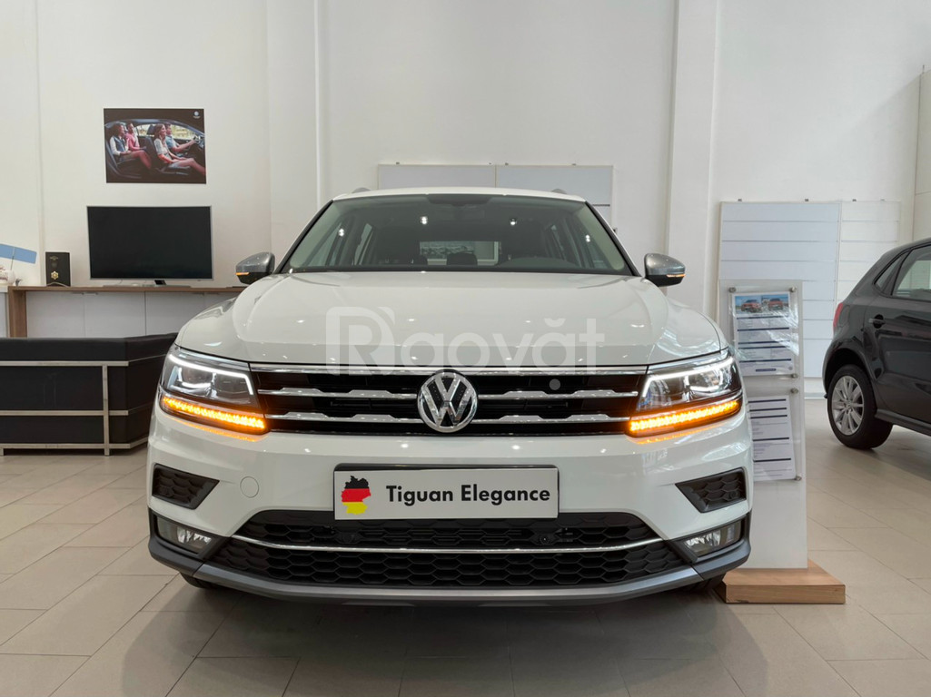 Volkswagen Tiguan Elegance Ưu đãi gói phụ kiện 100 triệu