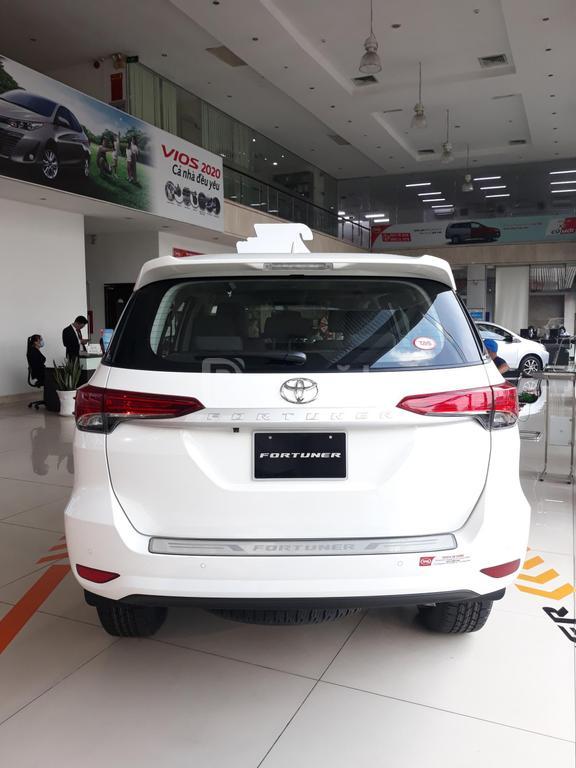 Toyota Fortuner 2021 mới, trả góp 80% chỉ từ 199tr nhận xe ngay
