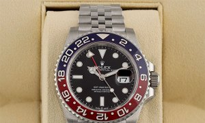 Rolex gmt master 2 new fulbox