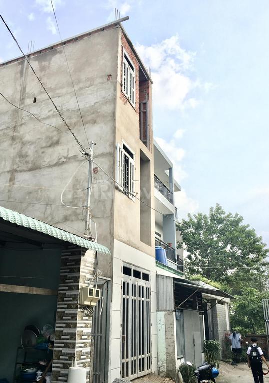 Bán 4 căn DTS 275m2, 3 tầng, đường 13, LinhXuân, TP Thủ Đức