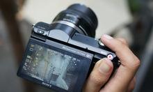 Máy ảnh cao cấp Sony Alpha A5000