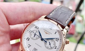 Longines automatic master collectionl 2.669.8 new fullbox