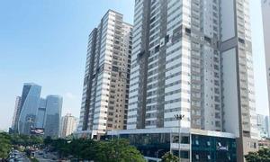 Cho thuê chung cư ban cơ yếu chính để ở kết hợp làm việc