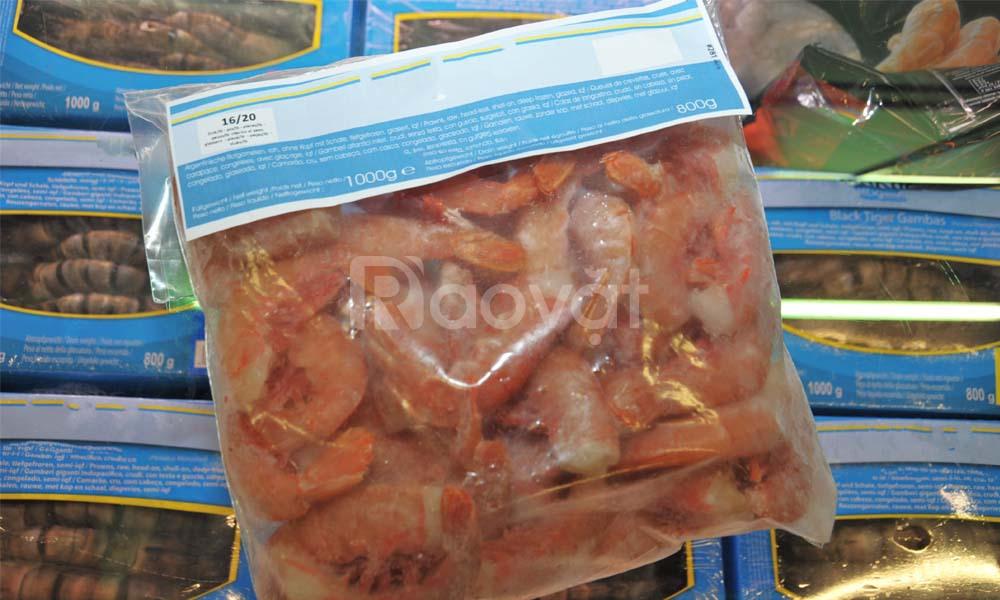 Bao bì đóng gói thủy hải sản xuất khẩu chất lượng tốt