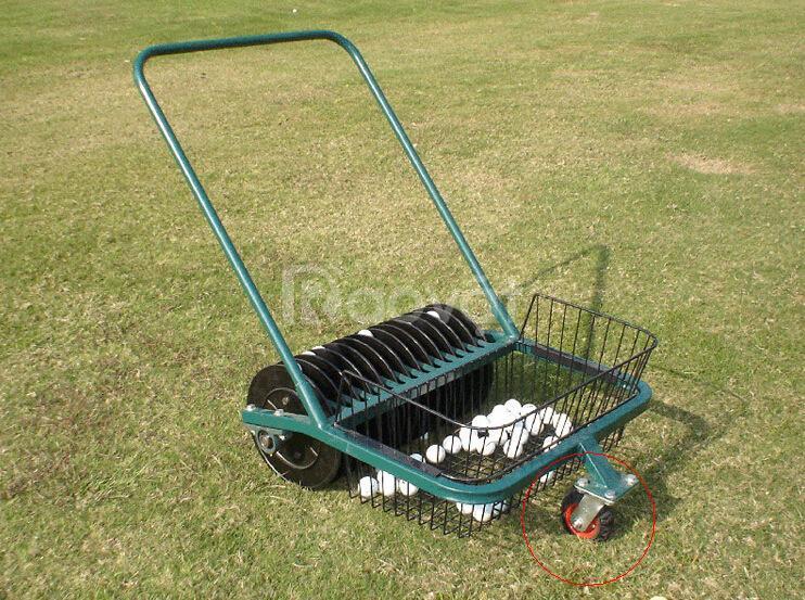 Xe nhặt bóng golf bán tự động