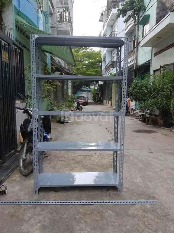 Kệ sắt để hàng tải trọng 80 100kg, hàng mới có sẵn tại HCM