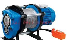 Tời điện đa năng KCD300/600 30m, 60m điện 220v 1 pha giá tốt