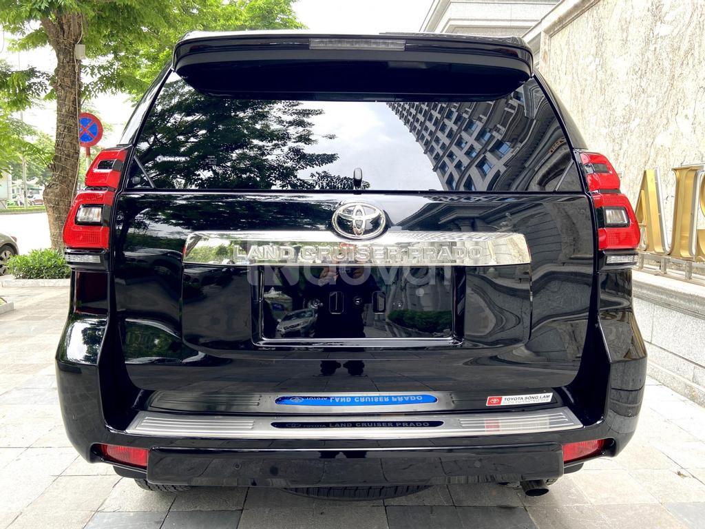 Bán Land Cuiser Prado VX model 2021 mới tại Việt Nam
