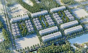 Mở bán Eurowindow Twin Parks, biệt thự liền kề tại Gia Lâm