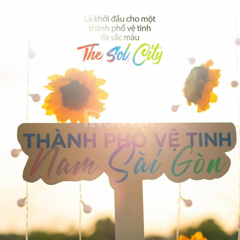 Vì sao nên đầu tư dự án The Sol City