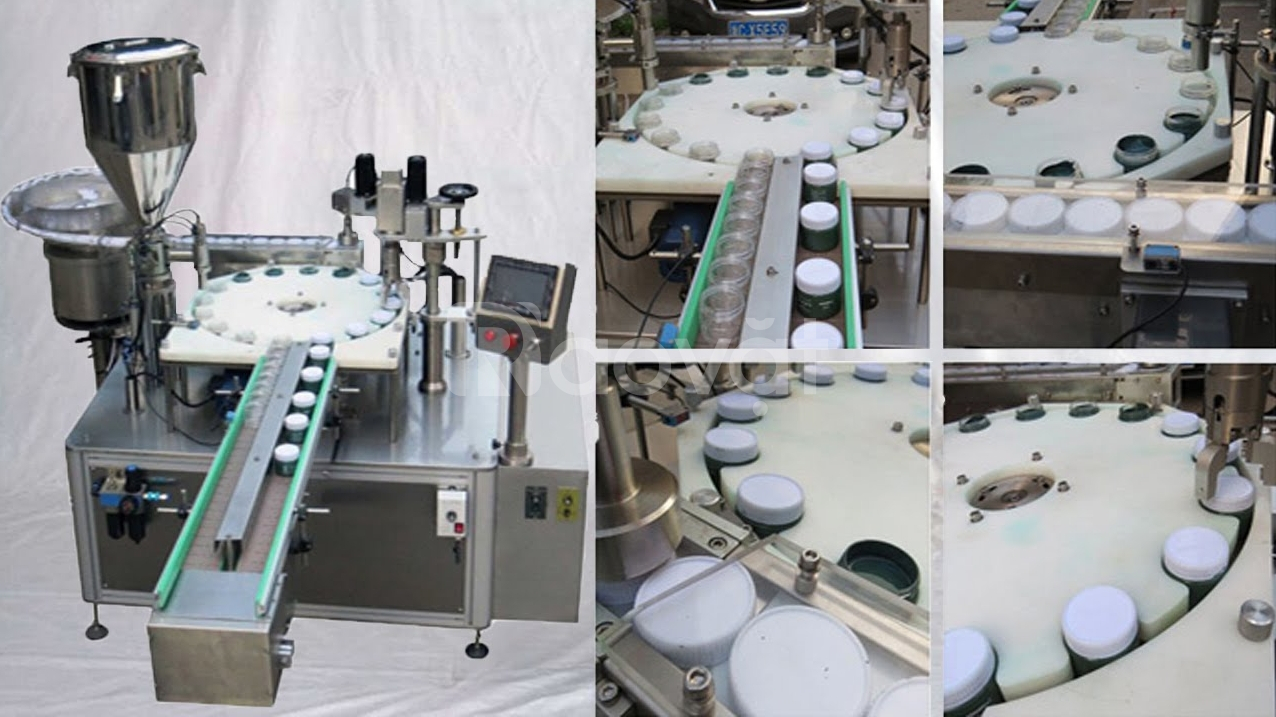 Máy đóng gói sữa bột, dây chuyền sản xuất tạo nên chất lượng