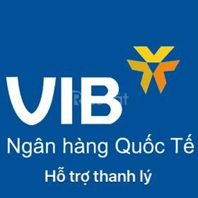 Ngân hàng Quốc Tế VIB hỗ trợ thanh lý đất nền liền kề KDC Tên Lửa.