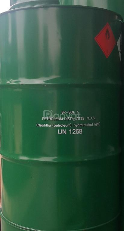 SK-SOL 7, SK-330, HEPTANE S, dung môi cao su hóa chất Nam Bình