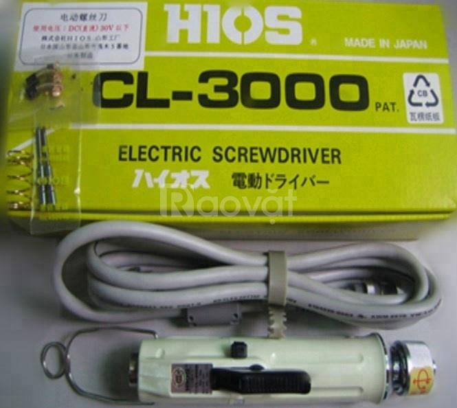 Máy vặn vít Hios CL-3000