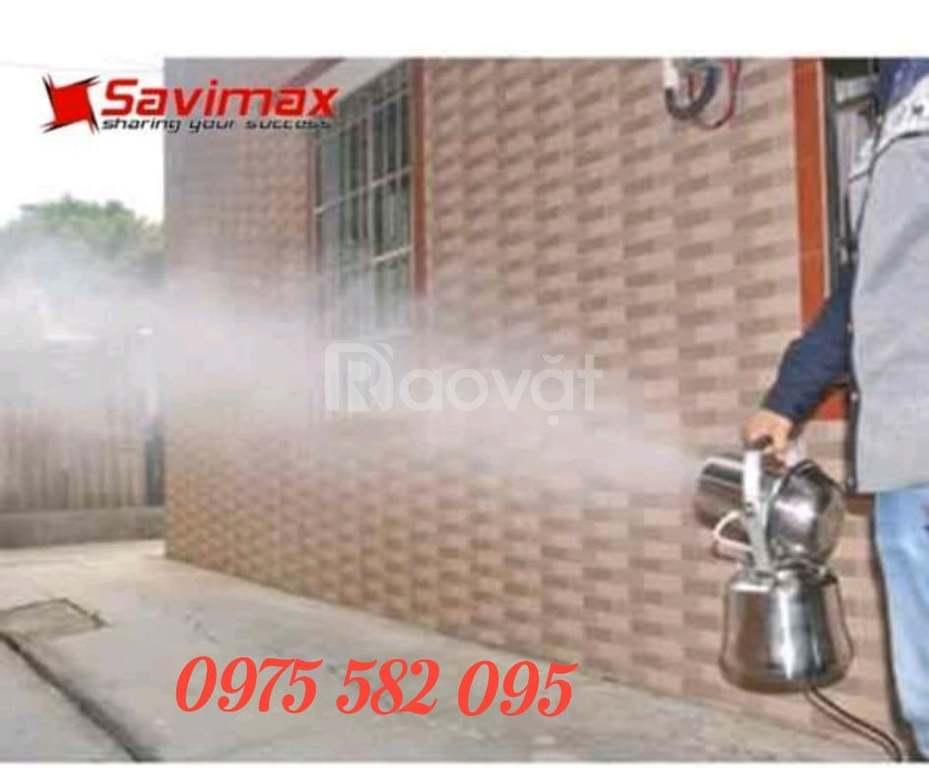 Máy phun thuốc khử khuẩn, diệt côn trùng SV55