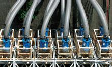 Máy bơm nước thải Tsurumi KTZ611, KTZ411 hàng nhập khẩu Nhật