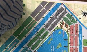 Chính chủ cần bán lô đất 5x16m khu dân cư Tân Đô Hương Sen Garden
