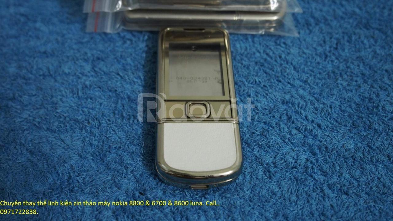 Chuyên sửa chữa, thay linh kiện zin Nokia 8800, Vertu chính hãng