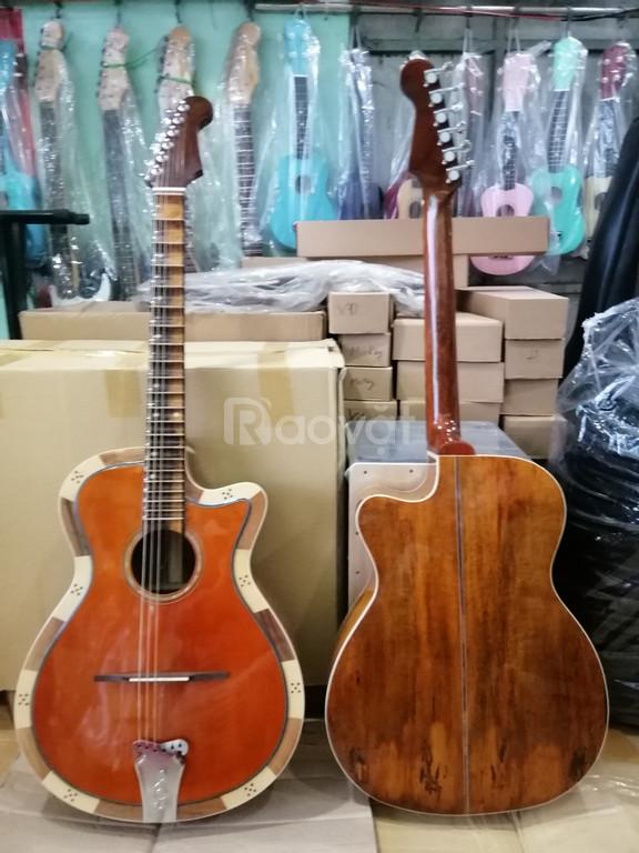 Mua đàn guitar phím lõm, guitar vọng cổ giá rẻ Tp HCM